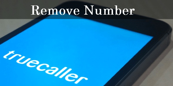 How to Unlist / Delete Numbers from the Truecaller Directory List