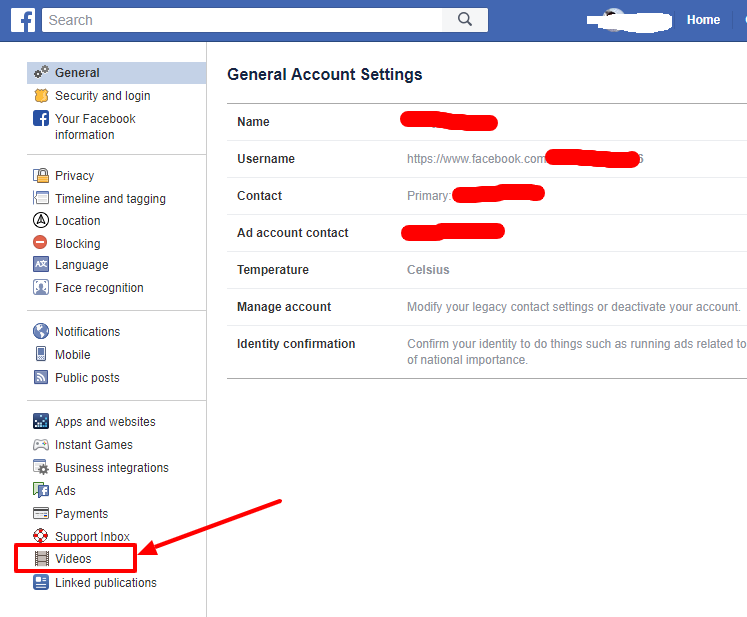 Turn Off Disable Autoplay Videos on Facebook 1