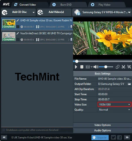 any_video_converter_convert video 4k menjadi 1080P full HD