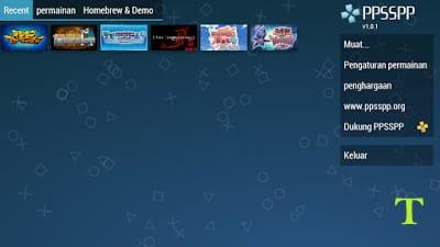 Emulator PSP