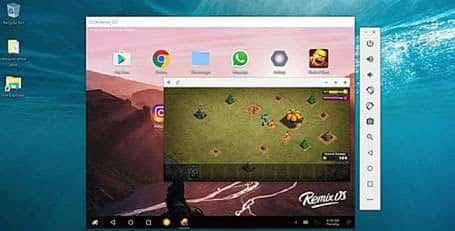 Remix OS Player GenyMotion Alternatives