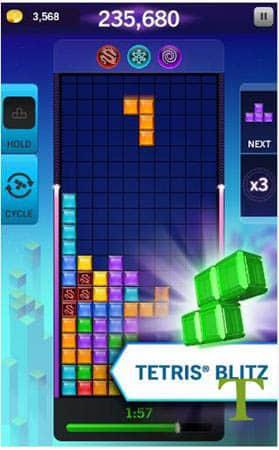 best tetris games TETRIS Blitz