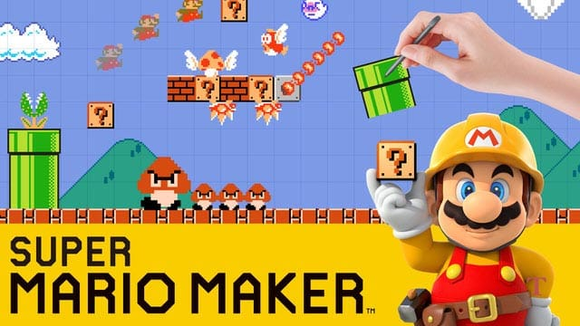 best wii u games Super Mario Maker