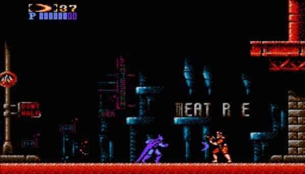 Batman: The Video Game (Best NES Games)