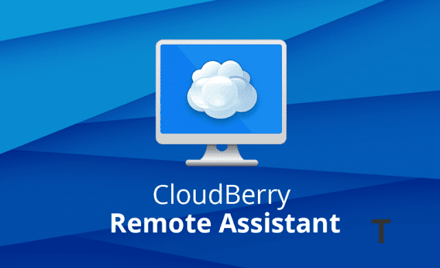 CloudBerry Remote Assitant
