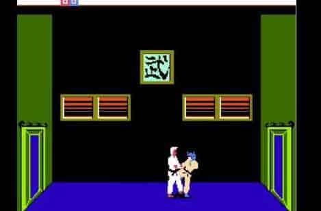Karateka (Best NES Games)