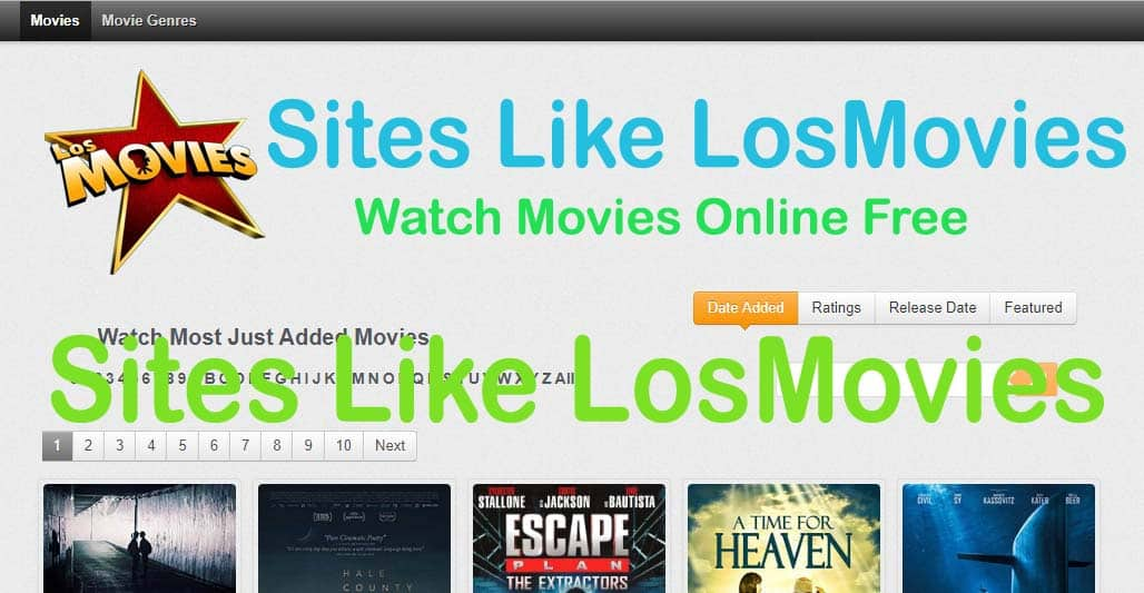 LosMovies Alternatives For Watch Movies Online Free