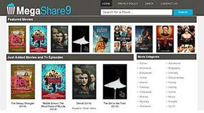 Megashare9 is a Alternatives of CMoviesHD