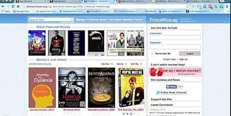 PrimeWire Sites Like Putlocker