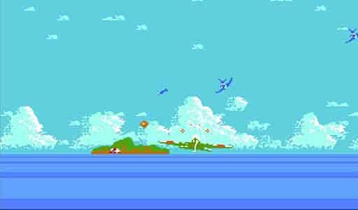 Sky Destroyer (Best NES Games)