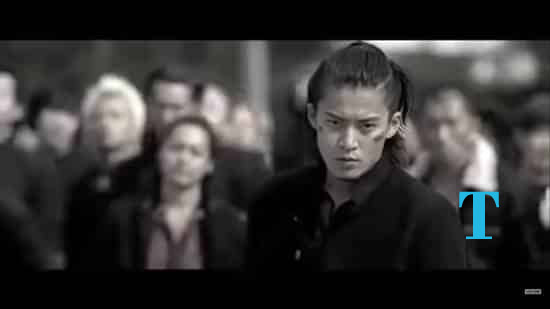Crows Zero (2007) action anime