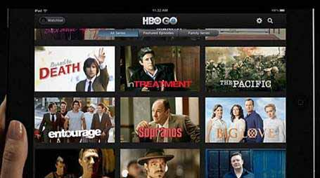 HBO GO alternatives of CouchTuner