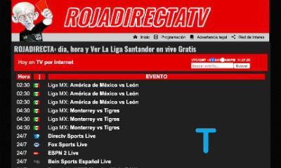 Roja Direct TV