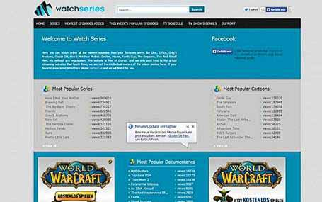 WatchSeries is alternatives of CouchTuner