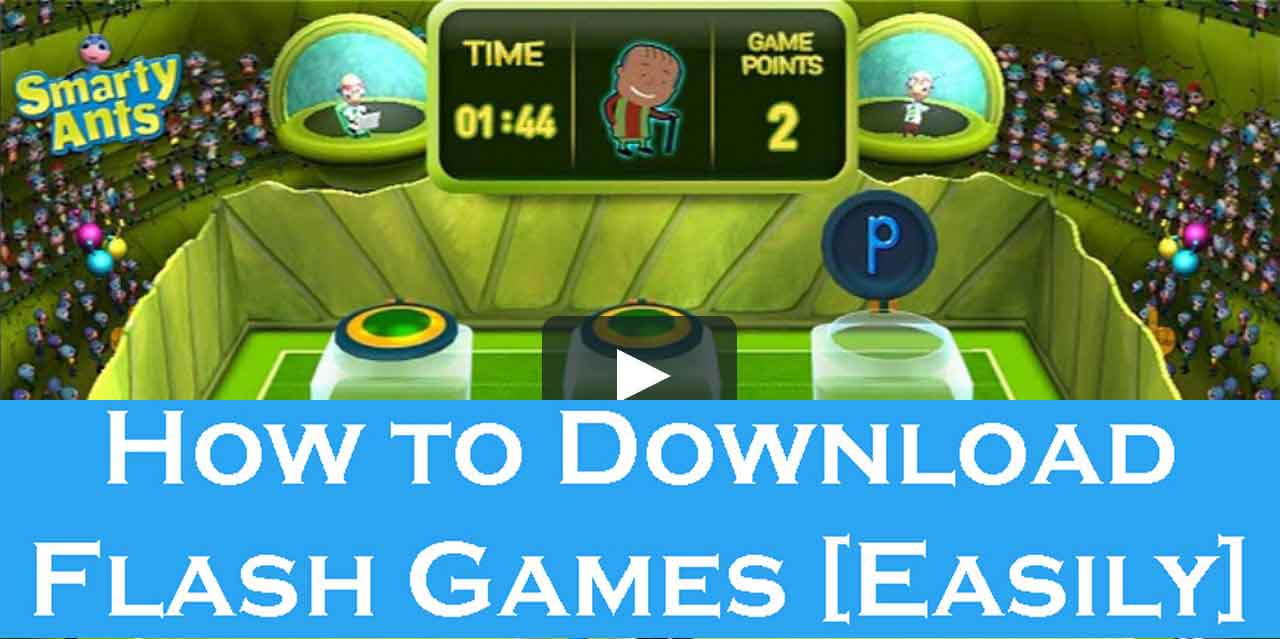 How to Download Flash Games [Easily]