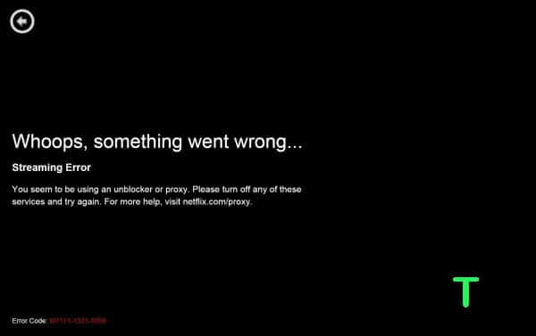 Netflix Proxy Error: How to Fix It With a VPN