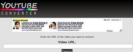 YouTube AVI Converter