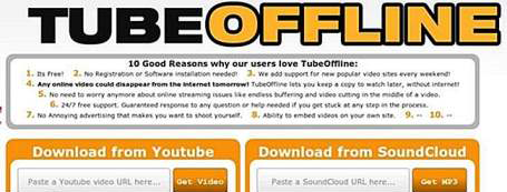 mp3fiber alternatives TubeOffline