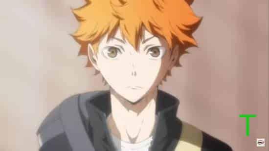 Haikyuu is best shounen anime
