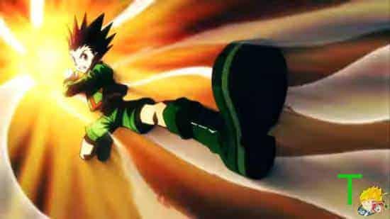 Hunter-x-Hunter is best shounen anime