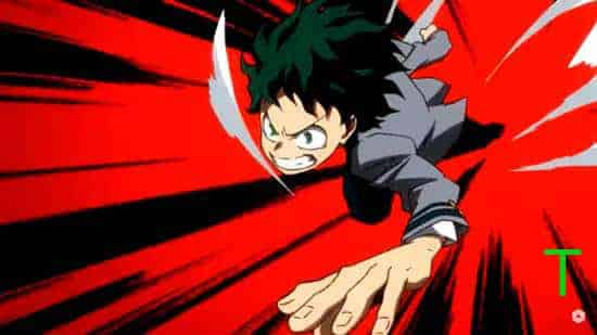 My-Hero-Academia is best shounen anime