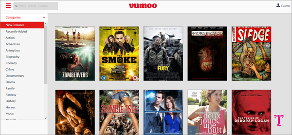 Vumoo is alternative of Movie4k